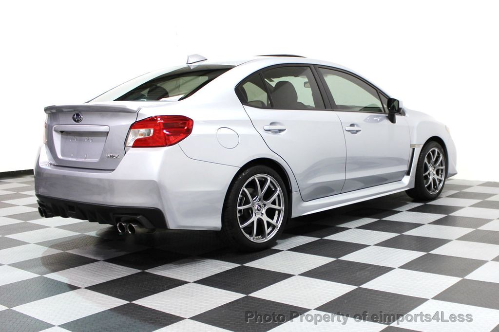 2015 Subaru WRX CERTIFIED WRX LIMITED AWD 6 SPEED  - 16288398 - 24