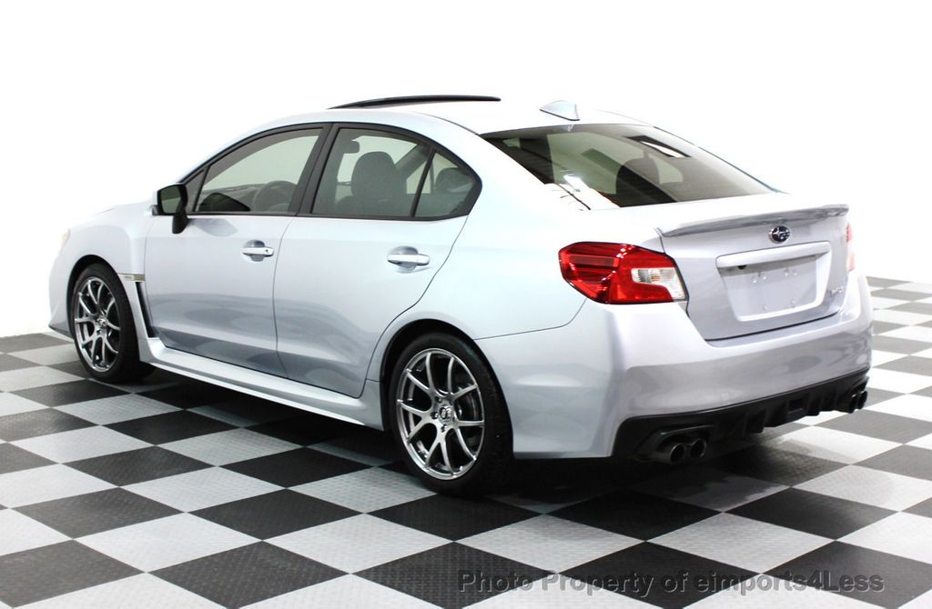 2015 Subaru WRX CERTIFIED WRX LIMITED AWD 6 SPEED  - 16288398 - 2