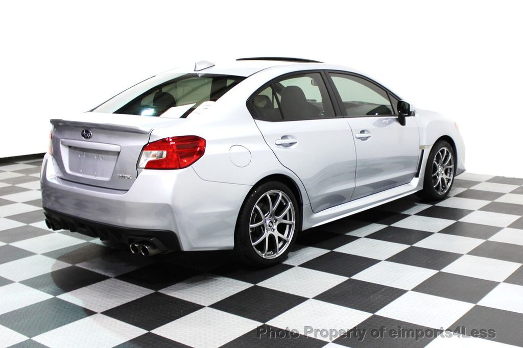 2015 Subaru WRX CERTIFIED WRX LIMITED AWD 6 SPEED  - 16288398 - 3