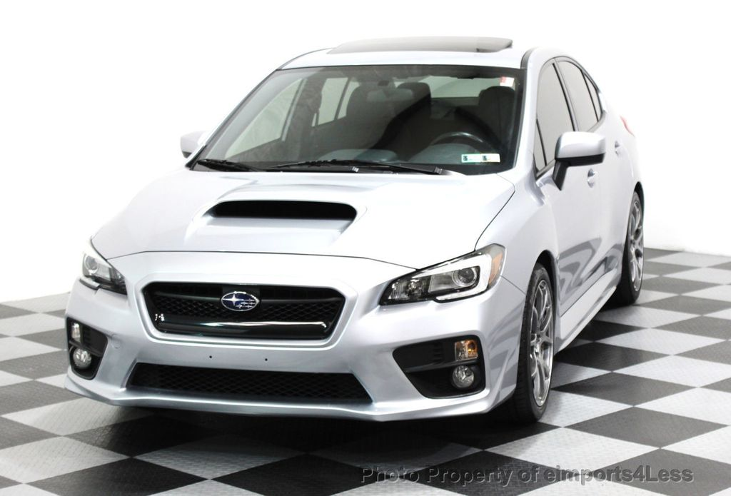 2015 Subaru WRX CERTIFIED WRX LIMITED AWD 6 SPEED  - 16288398 - 43
