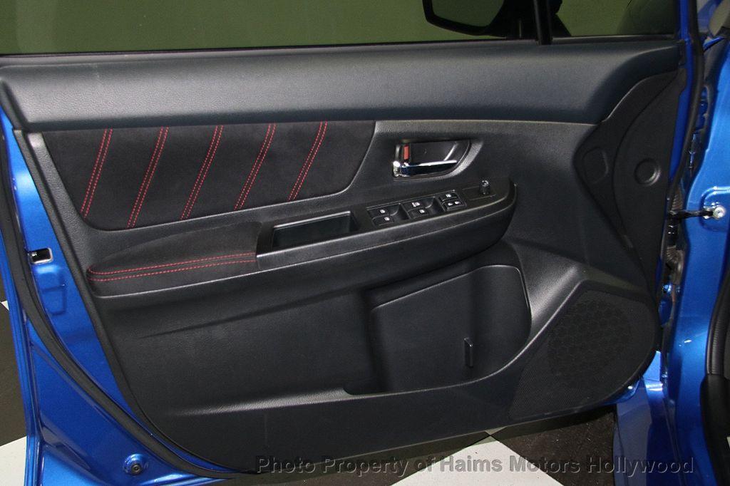 2015 Subaru WRX STI 4dr Sedan - 16489828 - 10