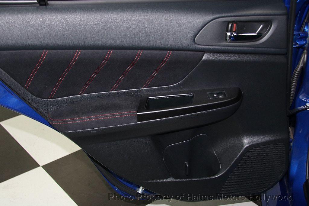 2015 Subaru WRX STI 4dr Sedan - 16489828 - 11