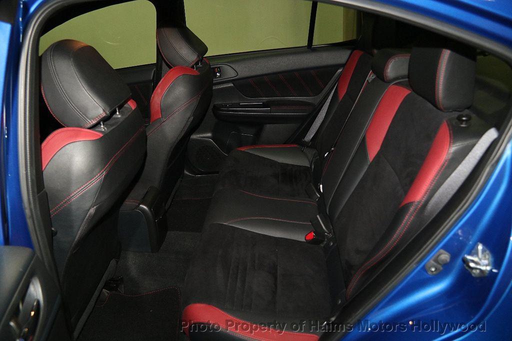 2015 Subaru WRX STI 4dr Sedan - 16489828 - 16