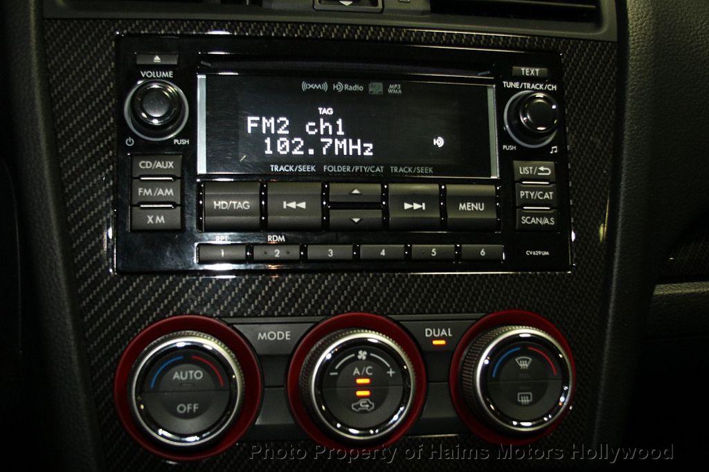 2015 Subaru WRX STI 4dr Sedan - 16489828 - 20