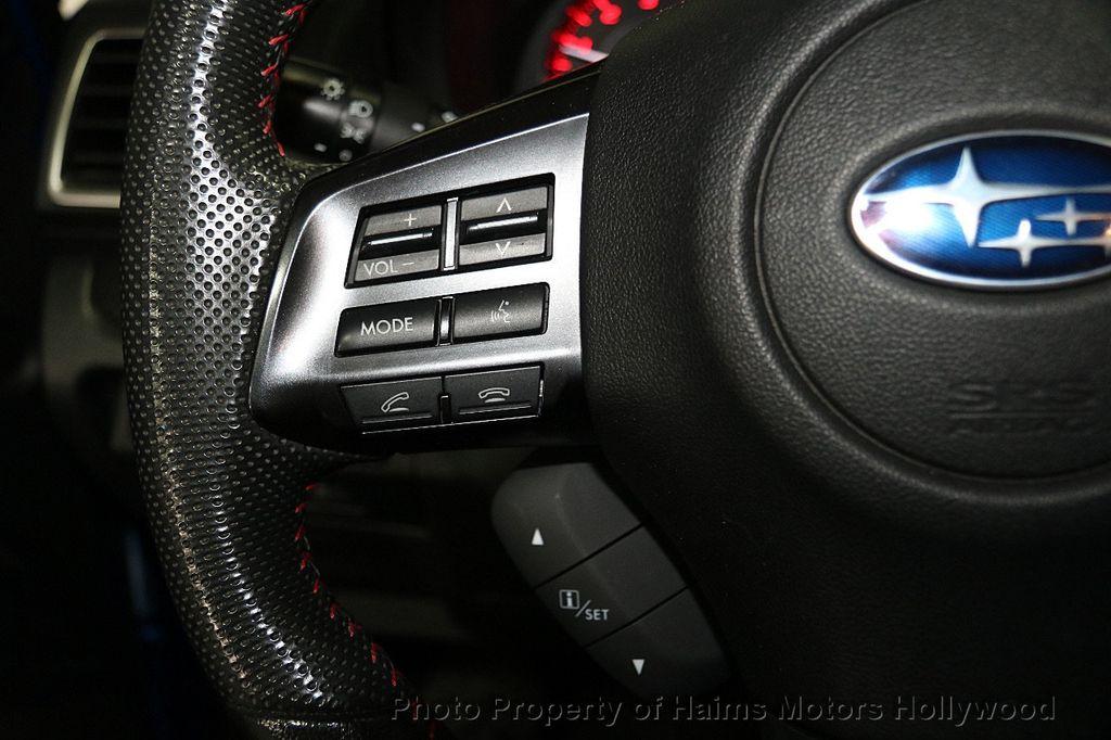 2015 Subaru WRX STI 4dr Sedan - 16489828 - 23