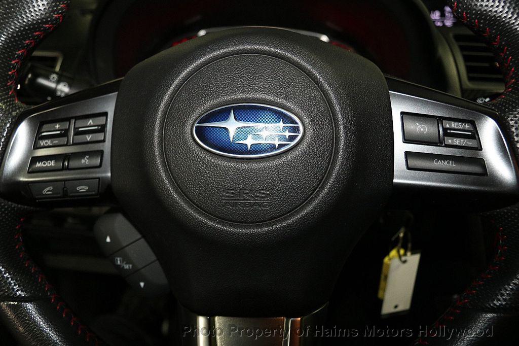 2015 Subaru WRX STI 4dr Sedan - 16489828 - 25