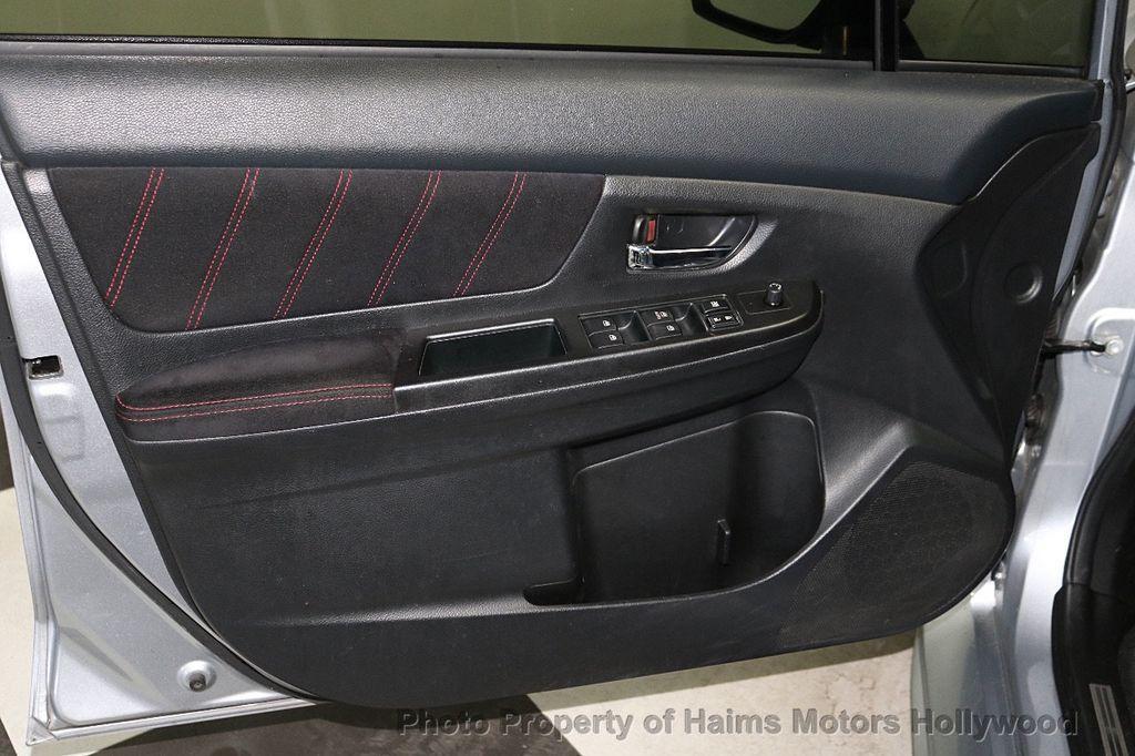 2015 Subaru WRX STI 4dr Sedan - 18602700 - 10