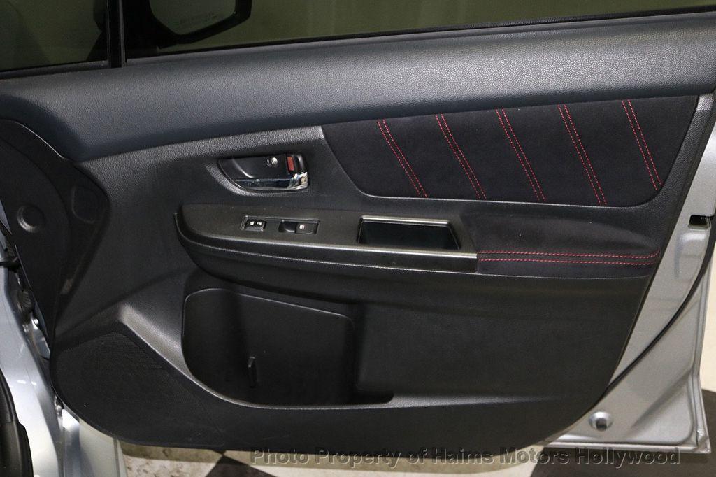 2015 Subaru WRX STI 4dr Sedan - 18602700 - 13