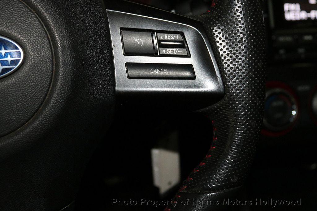 2015 Subaru WRX STI 4dr Sedan - 18602700 - 24