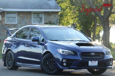 2015 Subaru WRX STI 4dr Sedan - Click to see full-size photo viewer