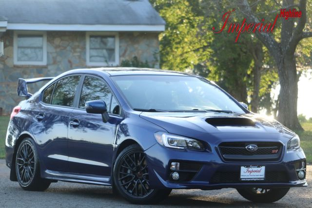 2015 Subaru WRX STI 4dr Sedan