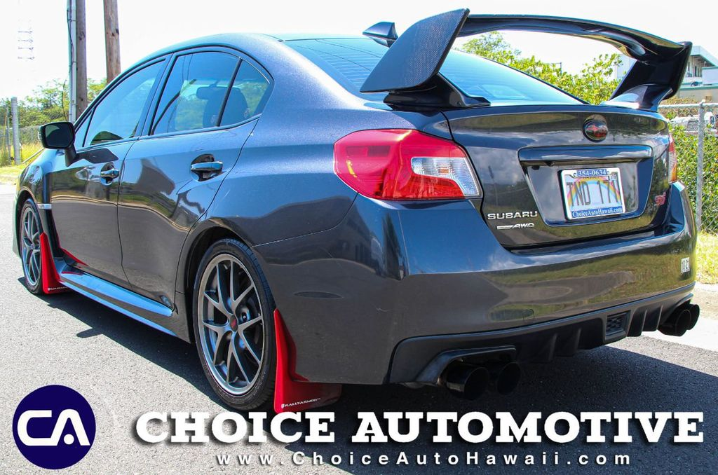 2015 Subaru WRX STI 4dr Sedan Limited - 18642927 - 2