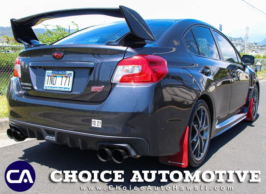 2015 Subaru WRX STI 4dr Sedan Limited - 18642927 - 4