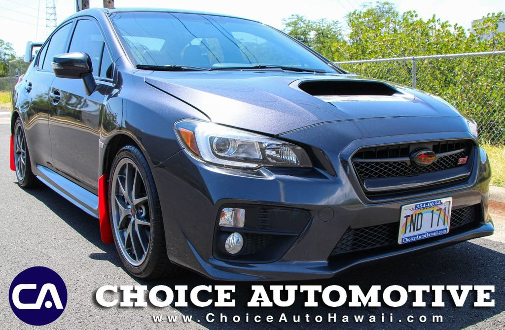 2015 Subaru WRX STI 4dr Sedan Limited - 18642927 - 6