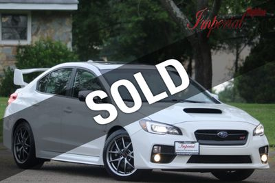 2015 Subaru WRX STI 4dr Sedan Limited