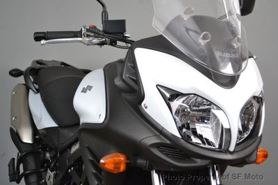 2015 Suzuki V-STROM 650 ABS With ABS Brakes - Click to see full-size photo viewer