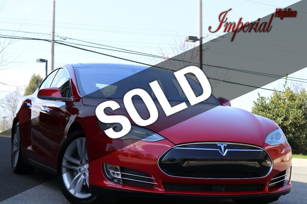 2015 Tesla Model S 4dr Sedan AWD 85D - 17500433 - 0