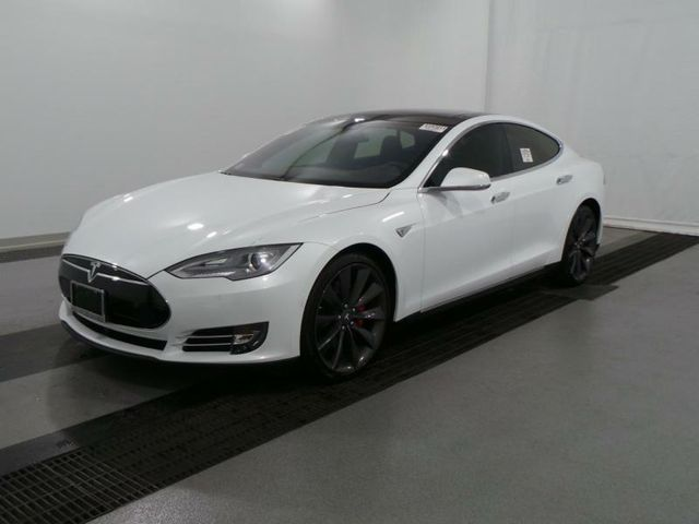 2015 Tesla Model S 4dr Sedan AWD 85D