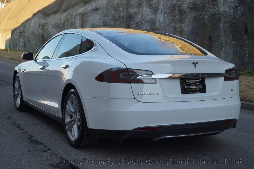 2015 Tesla Model S 4dr Sedan RWD 60 kWh Battery - 18303457 - 10