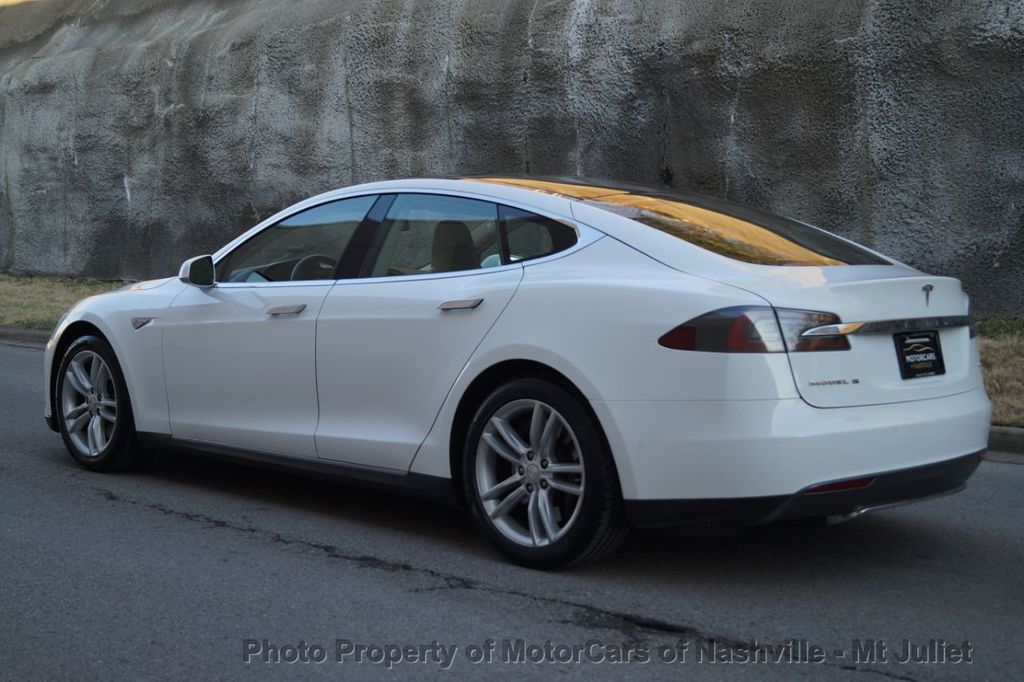 2015 Tesla Model S 4dr Sedan RWD 60 kWh Battery - 18303457 - 11