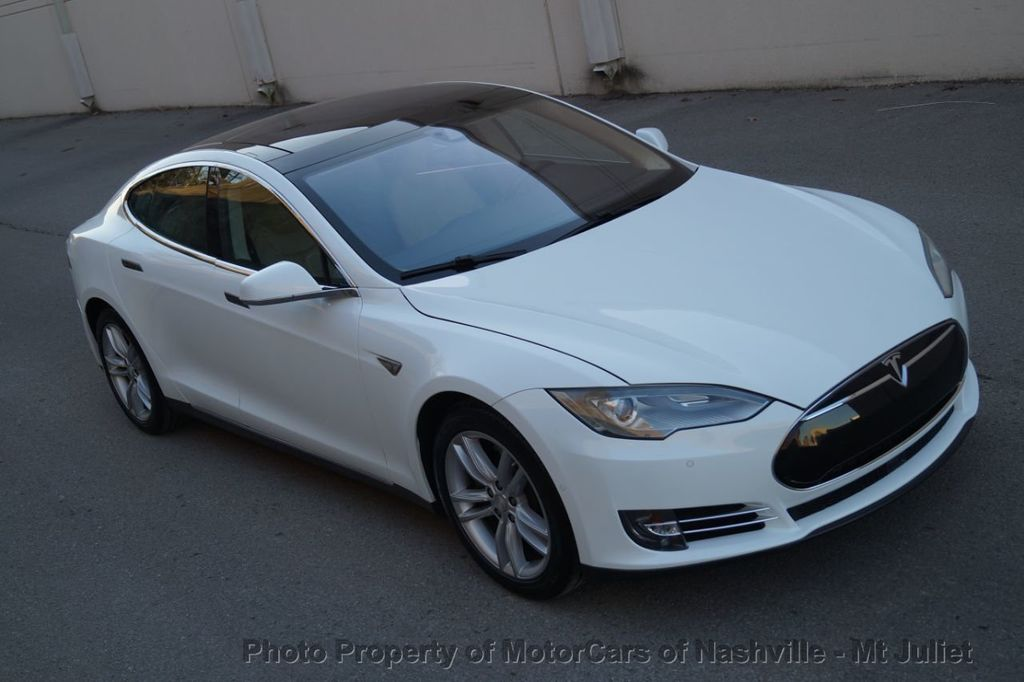2015 Tesla Model S 4dr Sedan RWD 60 kWh Battery - 18303457 - 13