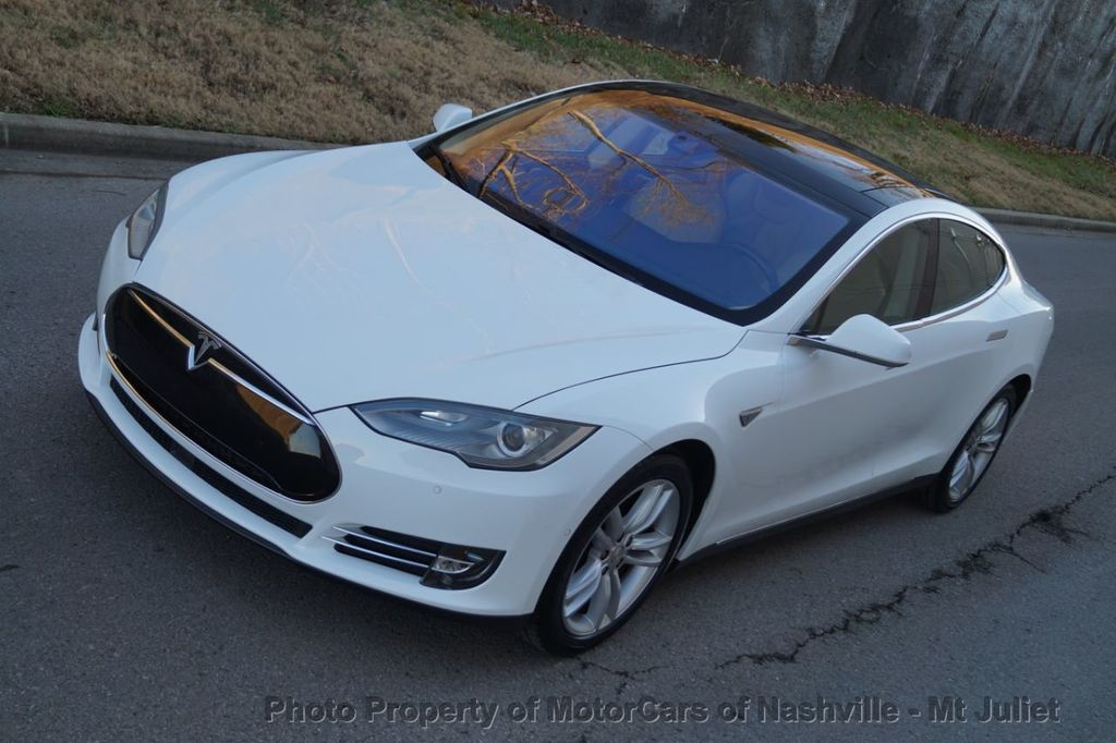 2015 Tesla Model S 4dr Sedan RWD 60 kWh Battery - 18303457 - 14