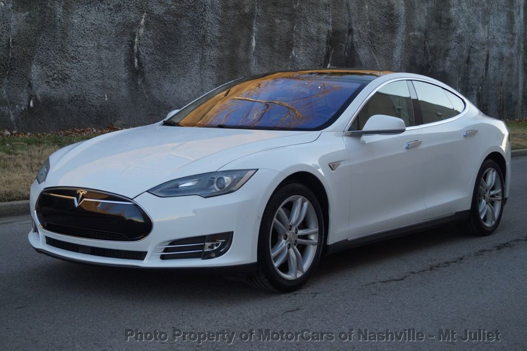 2015 Tesla Model S 4dr Sedan RWD 60 kWh Battery - 18303457 - 1