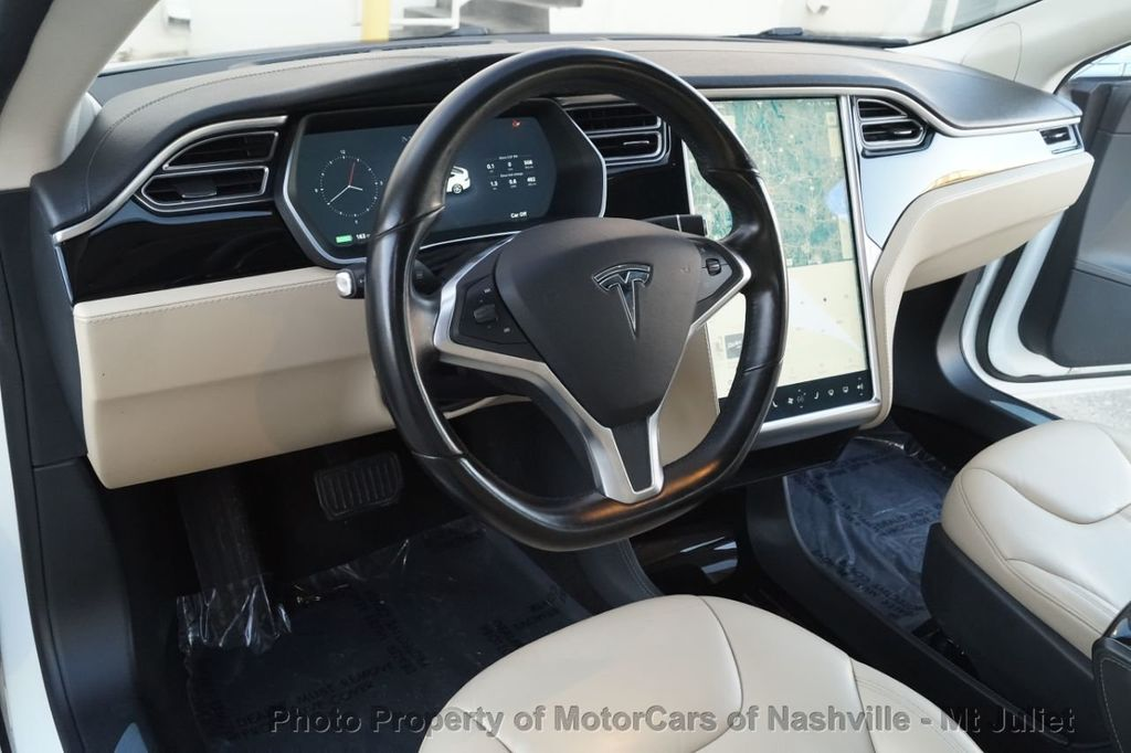 2015 Tesla Model S 4dr Sedan RWD 60 kWh Battery - 18303457 - 26