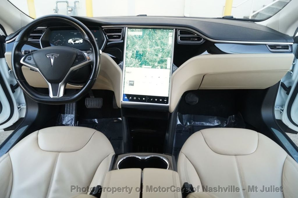 2015 Tesla Model S 4dr Sedan RWD 60 kWh Battery - 18303457 - 28