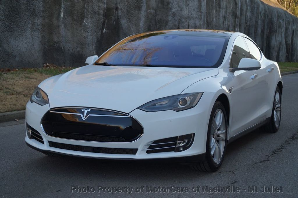 2015 Tesla Model S 4dr Sedan RWD 60 kWh Battery - 18303457 - 2