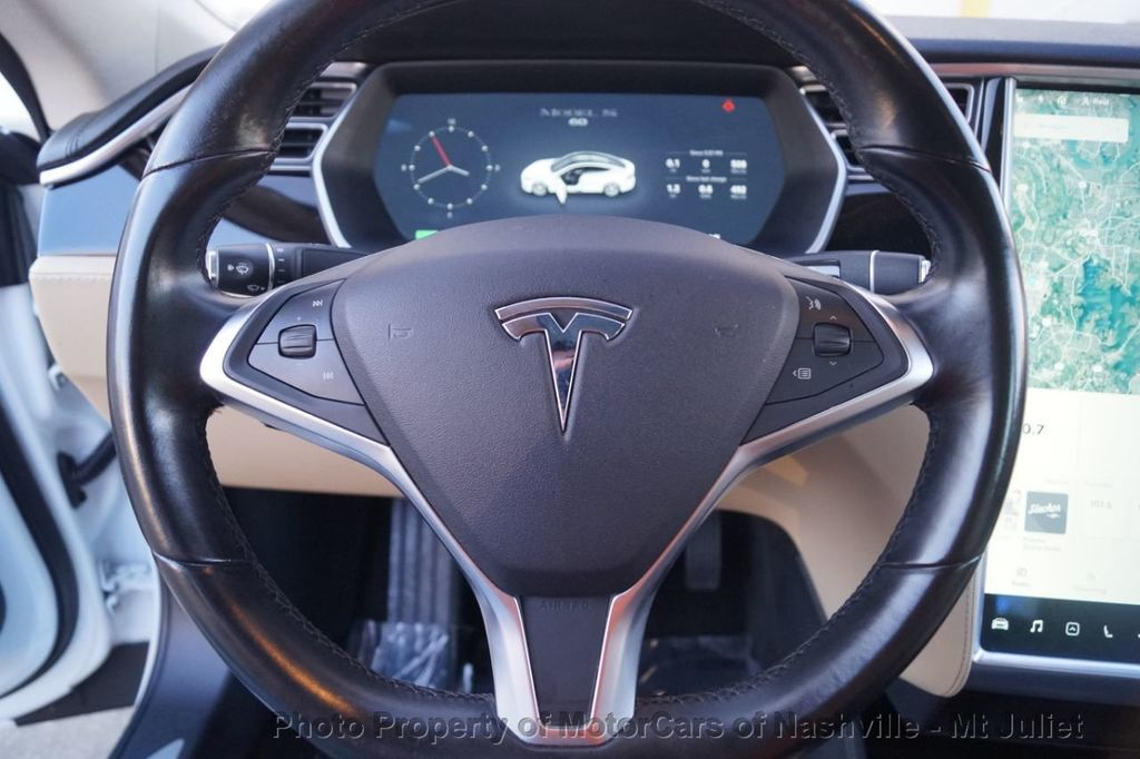 2015 Tesla Model S 4dr Sedan RWD 60 kWh Battery - 18303457 - 29