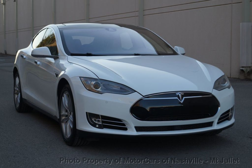 2015 Tesla Model S 4dr Sedan RWD 60 kWh Battery - 18303457 - 4