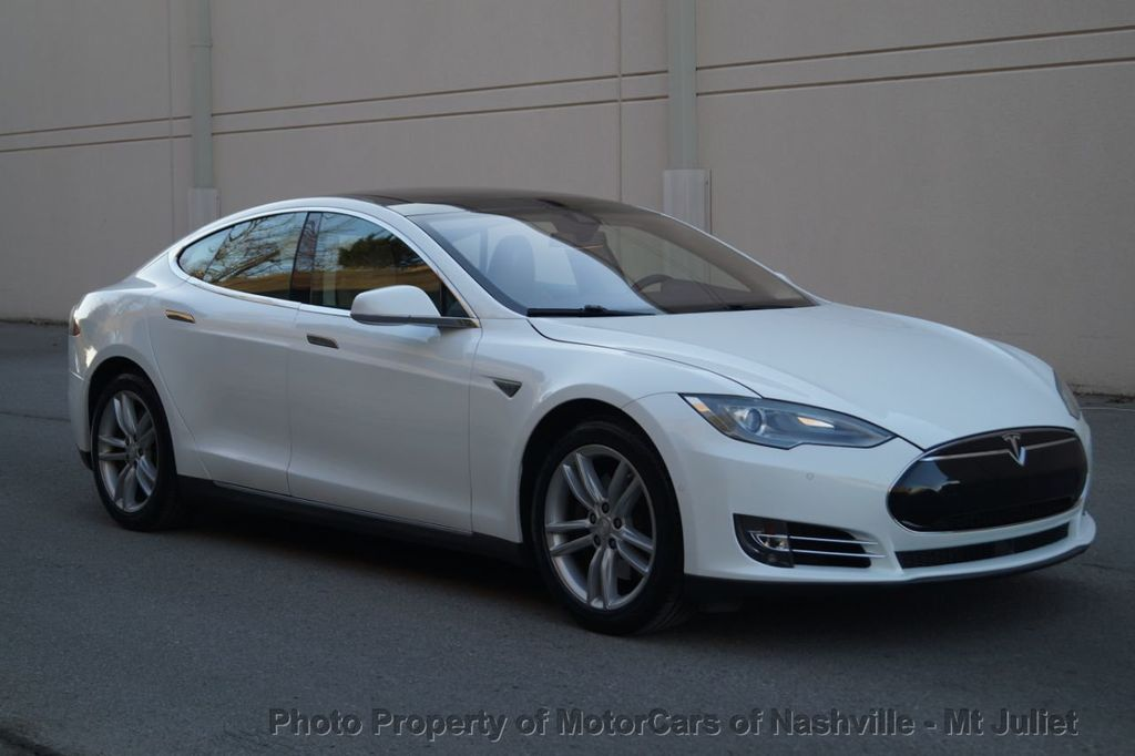 2015 Tesla Model S 4dr Sedan RWD 60 kWh Battery - 18303457 - 5