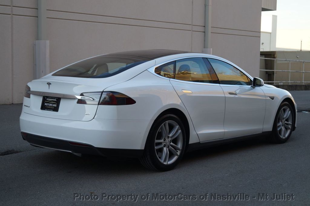 2015 Tesla Model S 4dr Sedan RWD 60 kWh Battery - 18303457 - 7
