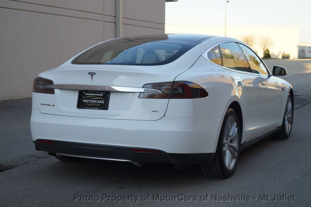 2015 Tesla Model S 4dr Sedan RWD 60 kWh Battery - 18303457 - 8