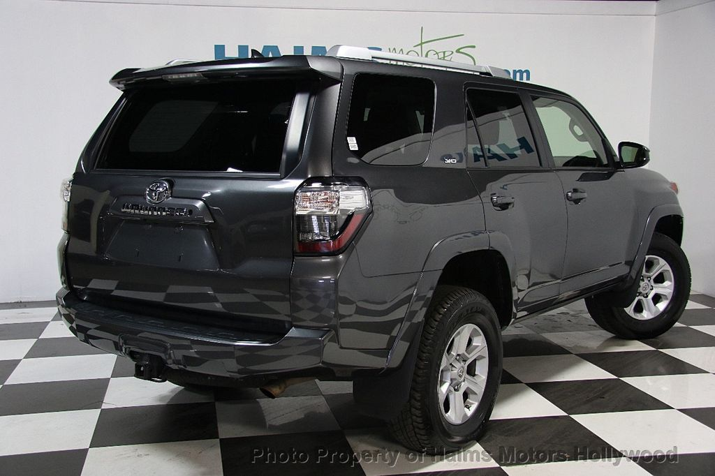 2015 used toyota 4runner 4wd 4dr v6 sr5 at haims motors serving fort lauderdale hollywood. Black Bedroom Furniture Sets. Home Design Ideas