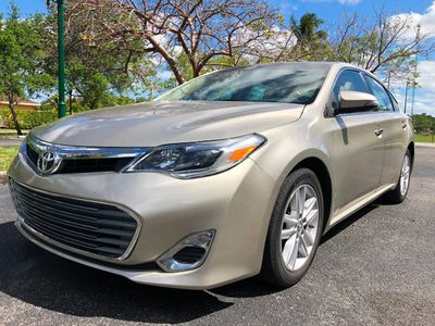 2015 Toyota Avalon 4dr Sedan XLE
