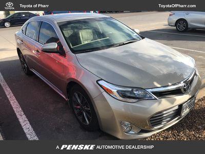2015 Toyota Avalon 4dr Sedan XLE Premium