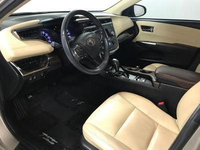 2015 Toyota Avalon 4dr Sedan XLE Premium - Click to see full-size photo viewer