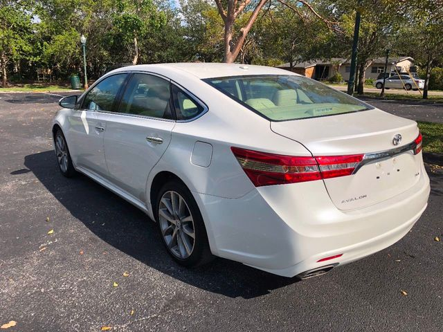 2015 Toyota Avalon 4dr Sedan XLE Touring - Click to see full-size photo viewer