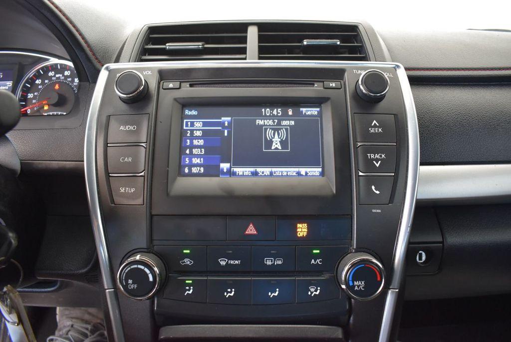 2015 Toyota Camry 4dr Sedan I4 Automatic LE - 18070726 - 18