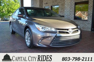 2015 Toyota Camry 4dr Sedan I4 Automatic LE - Click to see full-size photo viewer
