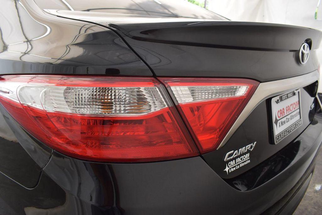 2015 Toyota Camry 4dr Sedan I4 Automatic SE - 17958523 - 6