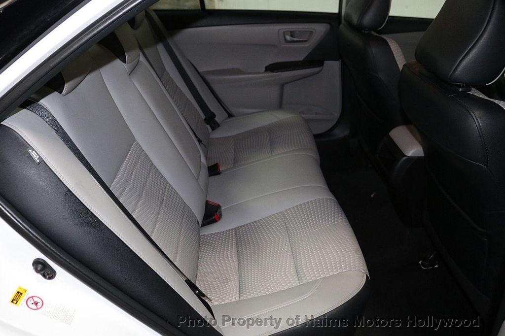 2015 Toyota Camry 4dr Sedan I4 Automatic SE - 18159606 - 14