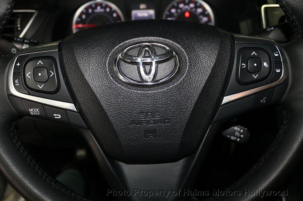 2015 Toyota Camry 4dr Sedan I4 Automatic SE - 18159606 - 23