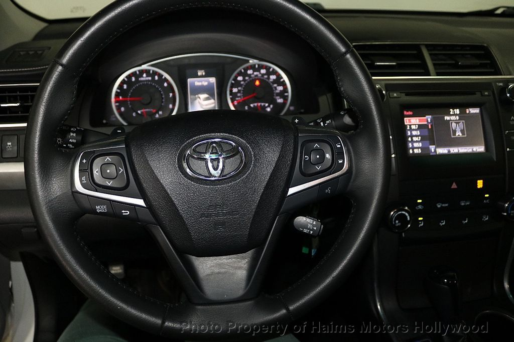 2015 Toyota Camry 4dr Sedan I4 Automatic SE - 18159606 - 24