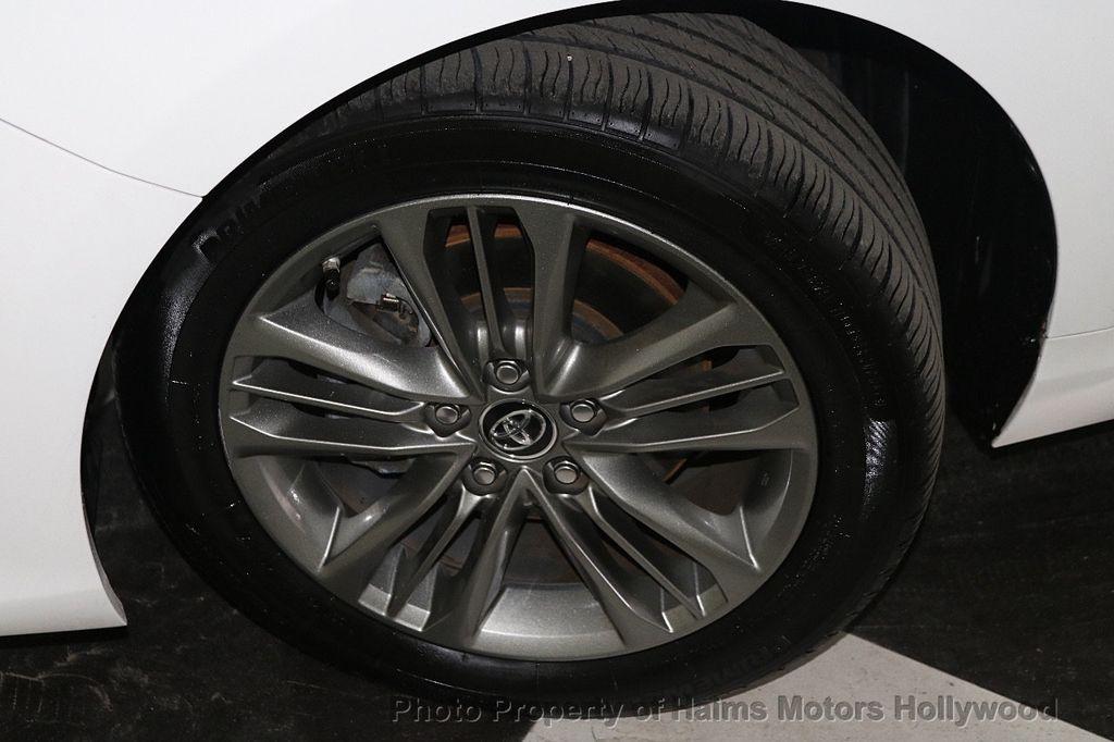 2015 Toyota Camry 4dr Sedan I4 Automatic SE - 18159606 - 27