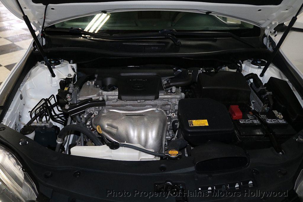 2015 Toyota Camry 4dr Sedan I4 Automatic SE - 18159606 - 28