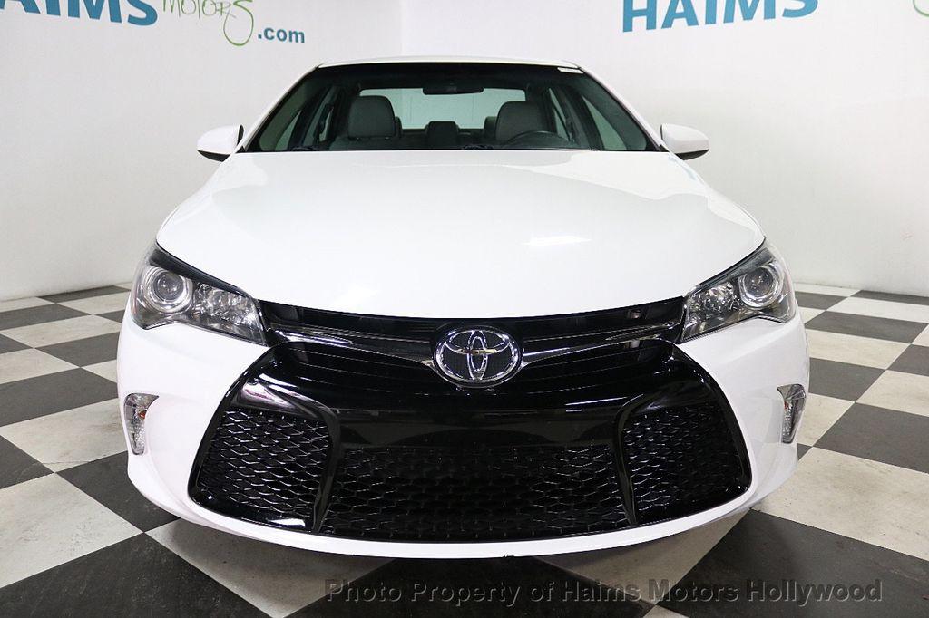 2015 Toyota Camry 4dr Sedan I4 Automatic SE - 18159606 - 2