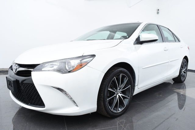 2015 Toyota Camry 4dr Sedan I4 Automatic XSE